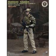 Easy & Simple 26027 1/6 Scale MARSOC Raider Urban Warfare Operator