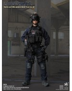 Easy & Simple 26028 1/6 Scale LAPD S.W.A.T. action figure