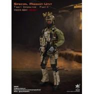 Easy&Simple 26030C 1/6 Scale Special Mission Unit Part X Frozen Night Assault