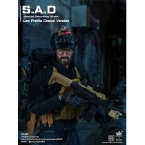 Easy&Simple 26038R 1/6 Scale S.A.D Special Operation Group