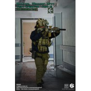 Easy&Simple 26044A 1/6 Scale SMU Tier1 Operator Prt XII The Evacuation Team