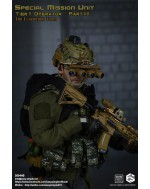 Easy&Simple 26044B 1/6 Scale SMU Tier1 Operator Part XII The Evacuation Team