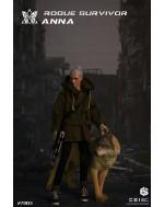 Easy&Simple 27003 1/6 Scale Rogue Survivor Anna