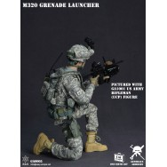 General's Armoury GA0005 1/6 Scale M320 Grenade Launcher