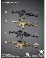 General's Armory GA0006 1/6 Scale 433 Weapon Set