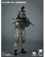 General's Armoury GA1005 1/6 Scale US ARMY MK14 MARKSMAN