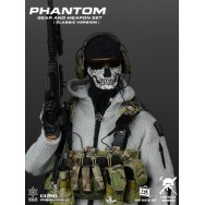 General's Armoury GA2002 1/6 Scale Phantom (Classic Version) Accessories Pack