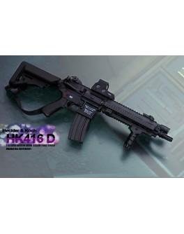 Custom 1/6 Scale HK416C Rifle Set Not Only For John Wick Costume