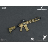 General's Armoury GA0004 1/6 Scale LVOA Rifle set in 3 styles