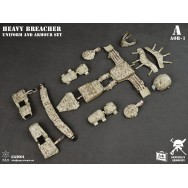 General's Armoury GA2001 1/6 Scale Heavy Breacher Uniform and Armour Set A