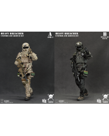 General's Armoury GA2001 1/6 Scale Heavy Breacher Uniform and Armour Set