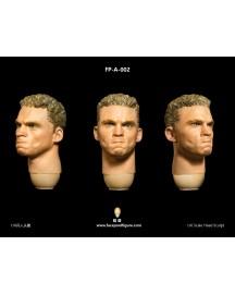FacepoolFigure 1/6 Male Head Sculpt - FP-A-002