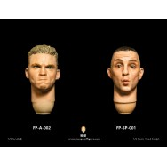 FacepoolFigure 1/6 Male Head Sculpt - FP-A-002