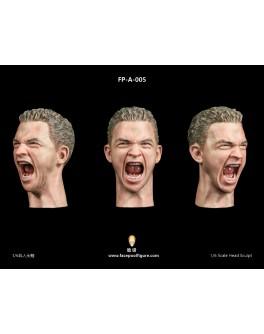 FacepoolFigure 1/6 Male Head Sculpt - FP-A-005