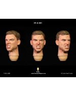 FacepoolFigure 1/6 Male Head Sculpt - FP-A-001