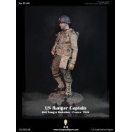Facepool FP001 1/6 Scale US Ranger Captain Figure