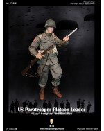 Facepool FP002 1/6 Scale US Paratrooper PlatoonLeader Standard Version