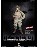 Facepool FP002 1/6 Scale US Paratrooper PlatoonLeader Deluxe Version