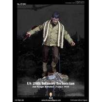 Facepool FP004A 1/6 Scale US 29th Infantry Technician Standard version