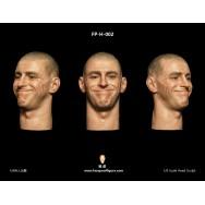 FacepoolFigure 1/6 Male Head Sculpt - FP-H-002