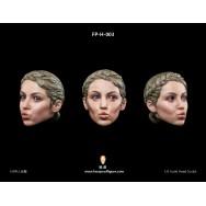 FacepoolFigure 1/6 Female Head Sculpt - FP-H-003