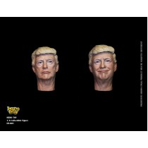 Herotoys HT-002 1/6 Scale Set of two male head sculpts