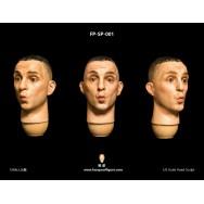 FacepoolFigure 1/6 Male Head Sculpt - FP-SP-001