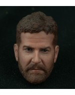 Figure Masters 1/6 Scale Sniper Head Sculpt with neck
