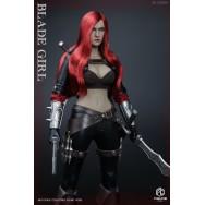 Figurecoser COS001 1/6 Scale Blade Girl Figure