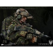 Flagset 73020 1/6 Scale US seals 6 team DEVGRU jungle dagger action