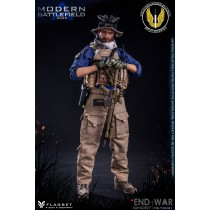 Flagset FS73031 1/6 Scale End War Ghost