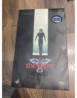 Hot Toys MMS210 1/6 Scale The Crow Special Edition (Flea Market)