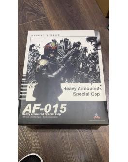 Art figure AF015 1/6 Scale 1/6 Scale Heavy Armored cop (Flea Market)