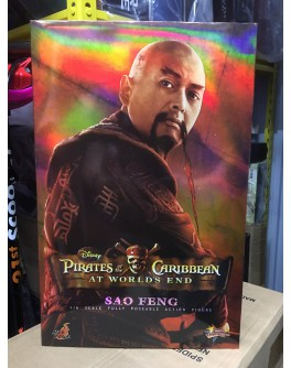 Hot Toys 1/6 Scale POTC~AT WORLD'S END~SAO FENG (Flea Market)