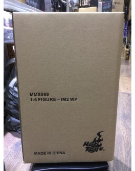Hot Toys MMS569 1/6 Scale Iron Man 2 Whiplash 2.0 (Flea Market)