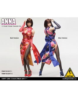 FLIRTY GIRL 1/6 Scale Female Character Set FGC2017-1-2