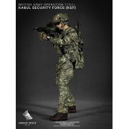 Green Wolf GWG-009 1/6 Scale BRITISH ARMY OP TORAL