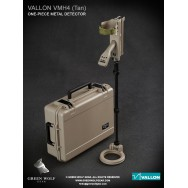 Green Wolf GWG-010 1/6 Scale VALLON VMH4 With Case in 2 styles