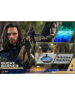 Hot Toys MMS509 1/6 Scale Bucky Barnes Avengers: Infinity War