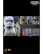 Hot Toys MMS515 1/6 Scale StormTropper (Deluxe Version)