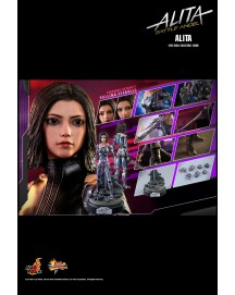 Hot Toys MMS520 1/6 Scale ALITA: BATTLE ANGEL