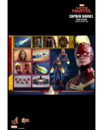 Hot Toys MMS522 1/6 Scale CAPTAIN MARVEL Deluxe version