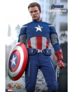 Hot Toys MMS563 1/6 Scale Captain America (2012 Version)