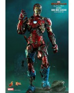 Hot Toys MMS580 1/6 Scale MYSTERIO'S IRON MAN ILLUSION
