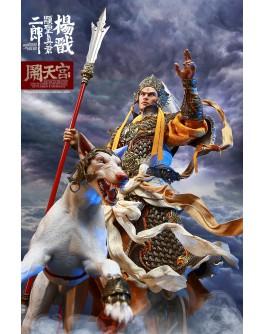 Inflames IFT-048 1/6 Scale Erlang God Yang Jian  & The DeifiedDog