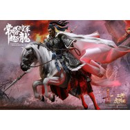 INFLAMES 1/12th scale Generals Zhao  Zilong & The Zhaoye Horse