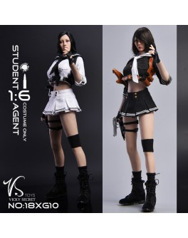 VSTOYS 1/6 Scale Female Uniform Set in 2 Styles