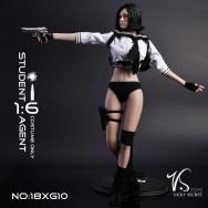 VSTOYS 1/6 Scale Female Uniform Set in 2 Styles