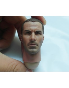 OSK1408259 Custome 1/6 Scale Male head Sculpt A-08