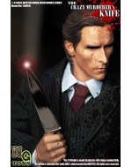 Mgtoys 1/6 Scale Knife For Psycho American Kitbash